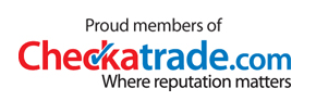 Proud member of checkatrade